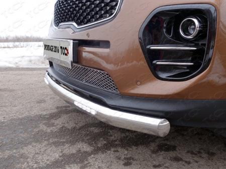 Kia Sportage 2016-Решетка радиатора (лист)